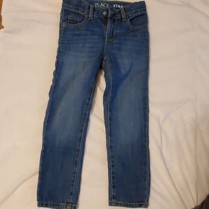 Boys 5S straight jeans